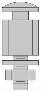 APMK3RL014 HOF PANEL MNTG KIT (14 ga)