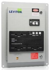 52120-7C3 LEVITON 120/208V PANEL MOUNT SURGE PROTECTOR