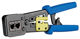 40989-ACT LEV CRIMP TOOL CAT6 EZ-RJ45
