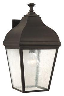 OL4003ORB MF Terrace Outdoor Lantern- Wall Brkt Oil Rubbed Bronze