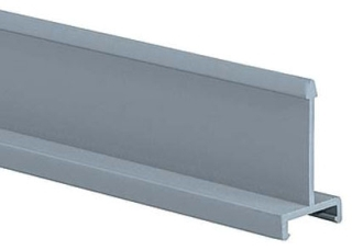 D4H6 PAN DUCT SOLID DIVIDER WALL