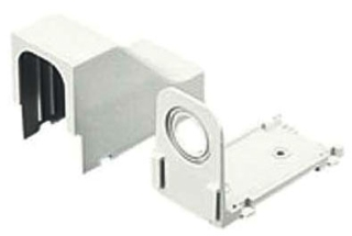 DCEFXIW-X PAN DROP CEILING FITTING OFF WHITE R5A