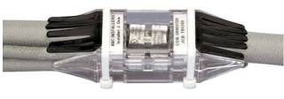 HTWC250-250-1 PANDUIT HTCT250-250-1 WITH COVER CLRCVR3-1 07498342023