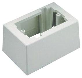 JB1DIW-A PAN DEEP 1-GANG LOW VOLTAGE BOX