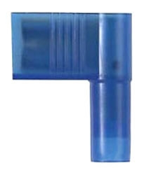 DNFR14-250B-L PAN FEMALE DISCONNECT RIGHT ANGLE NYLON IN