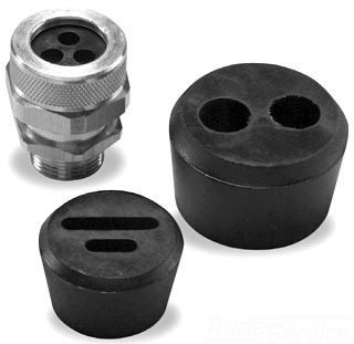 SRB-10932-2 REMKE MULTIPLE HOLE BUSHING 78541182018