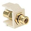 40830-BTE LEVITON JACK RCA SPKR LTA W/BLK 07847734225