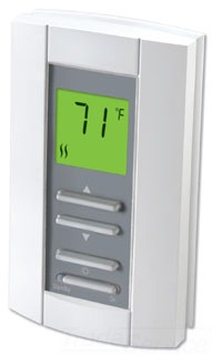 TH114A240DBA BER THERMOSTAT & CONTROLS - ELECTRONIC DIGITAL LINE VOLTAGE THERMOSTAT