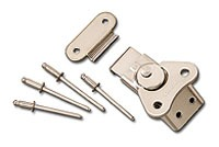 NLL150WTKIT STAHLIN ACCESSORY LATCH KIT LOCK NEMA 78592823514