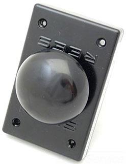 02761-001 REE BLK 2-1/4 MUSH PLNGR