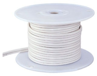 9470-15 SEA AMBIANCE WHITE CABLE 250W 50FT/PACK