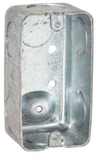 663 RACO HANDY BOX 4X2 1 7/8DP 3/4 KO 05016990663