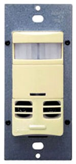 OSSMT-GDI LEV OCC SENSOR DECORA WALL SWITCH W/O NEUTRAL IVORY