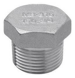 PLG75SS C-HINDS 3/4 HEX HEAD PLUG SS 66227702928