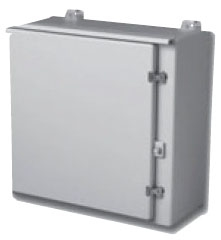 F3WMSHL242410 C-HINDS FBRGLSS WALL MNT N3R HINGED LATCHED 2424