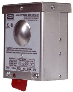 HBL13R90 HUB METALLIC NEMA 3R 30A SWITCH ENCLOSURE