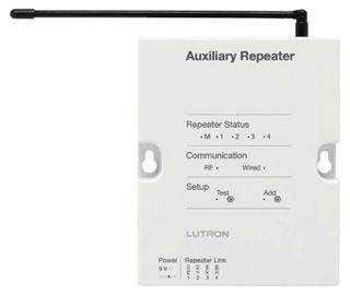 RR-AUX-REP-WH LUT RADIORA2 AUX REPEATER WHITE