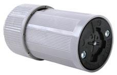 20414-N PAS CONN 3P 4W 30A 600VAC 20A 250VDC PW INT