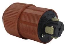 20445-N PAS PLUG 3P 4W 30A 480VAC PW INT