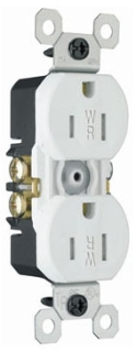 3232-TRWRW P&S WR DUP REC 15A/125V WH 78500724183