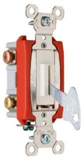 PS20AC3-WL PAS 20A 120/277VAC B&S WIRE 3W FORK KEY LOCK 78500719648