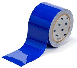 104344 BRADY 3 IN X 100 FT B514 BLUE FLOOR TAPE 75447316122