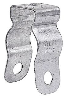 6H0-B T&B STEEL HANGER 1/2 IN W/ BOLT