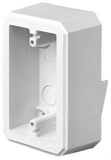 FS8161 ARL WATERPROOF FS BOX FLAT SURFACE