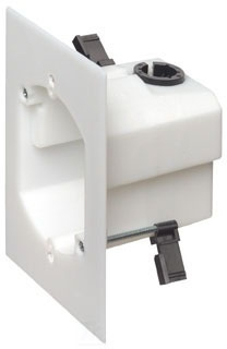 FD1RP ARL WHITE 1 GANG POWER BOX 01899775299