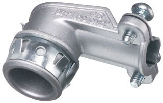 85ST ARL 90 DEG SNAP-TITE CONNECTOR