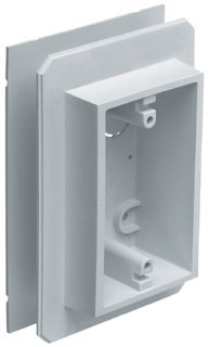 FS8091F ARL SIDING OUTLET BOX 19.4CU.IN.
