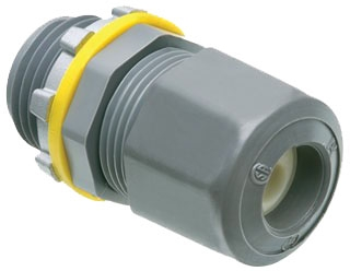 NMUF50 ARL 1/2IN PLASTIC UF CONNECTOR