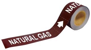 109490 BRADY NATURAL GAS WHITE / BROWN 75447367726