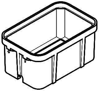 PG3048BA36 QUA BOX W/NO BASE-BOTOM