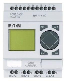 EASY512-AC-RC CH 240V AC CONTROL RELAY MOELLER