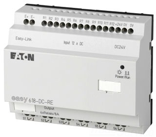 EASY618-DC-RE CH EASY PROGRAMMABLE RELAYS