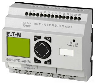 EASY719-AB-RC CH EASY PROGRAMMABLE RELAYS