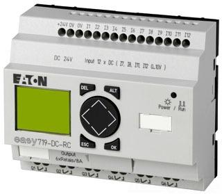 EASY719-DC-RC C-H 24V DC CONTROL REL RELAY