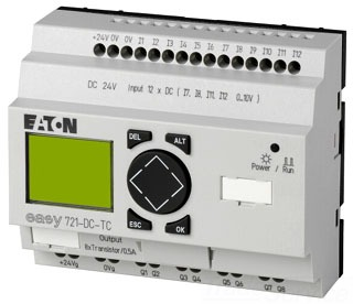 EASY721-DC-TC CH EASY PROGRAMMABLE RELAYS