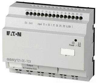 EASY721-DC-TCX CH EASY PROGRAMMABLE RELAYS