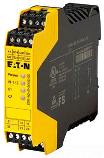 ESR5-NO-21-24VAC-DC CH SAFETY RELAY DUAL-CHANNEL 24VAC/DC