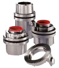 STG7 C-HINDS GROUNDED HUB 2-1/2IN