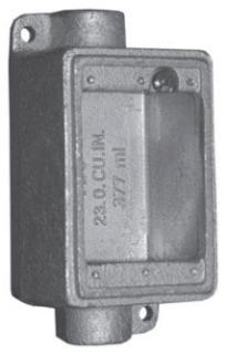 FDCM3 C-HINDS FDC BOX DEEP MAL 2 HUBS 1