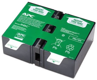 APCRBC124 APC APC REPLACEMENT BATTERY CARTRIDGE # 124