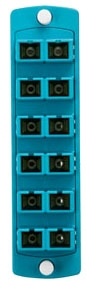 5F100-2QC LEVITON PLT OPTX SC 12F ZIR AQ 07847758385