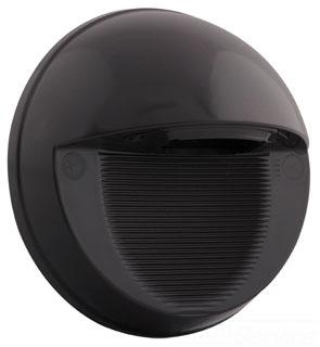 SLEDR5Y RAB STEPLIGHT 5 INCH ROUND 5W WARM LED BRONZE 01981301995