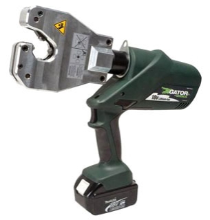 EK06ATCL11 GREENLEE CRIMP TOOL, INSUL DIELESS AT BAT 120V CH 78331052058