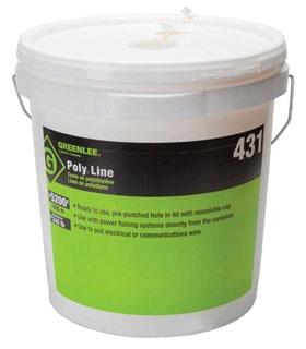 431 GRE PULL LINE 5200FT