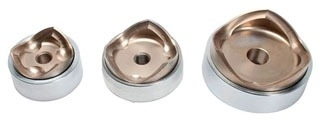 7308 GREENLEE PUNCH KIT,STAINLESS (2-1/2,3 & 4 COND)