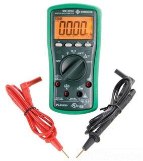 DM-200A GREENLEE DMM, 1000V AC/DC (DM-200A) 78331008740